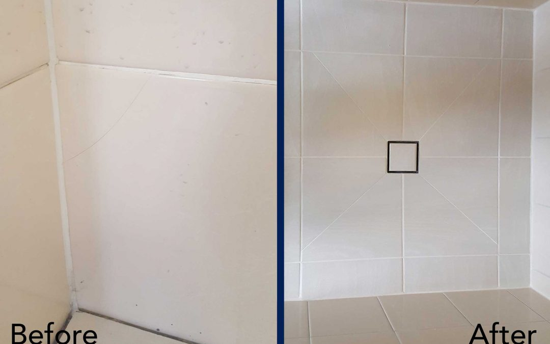 guaranteed shower repairs