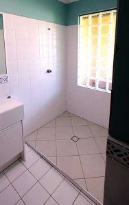 leaking showers repairs
